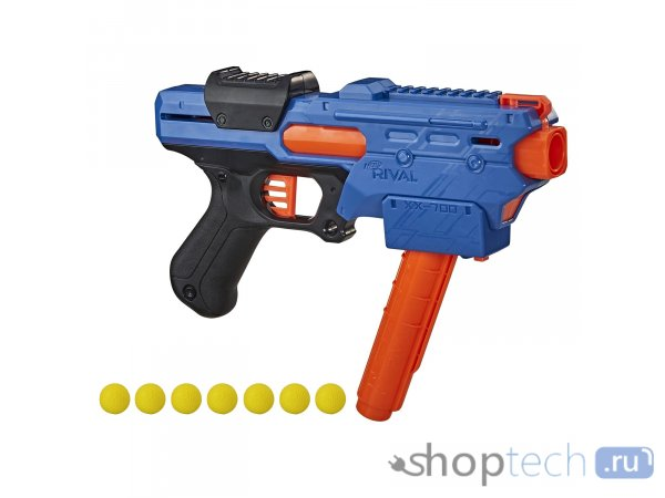 Бластер Nerf Rival Finisher XX-700 (E8877)