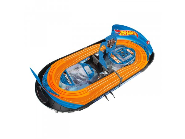 Трек KidzTech Hot Wheels 1:64 170 см 83120