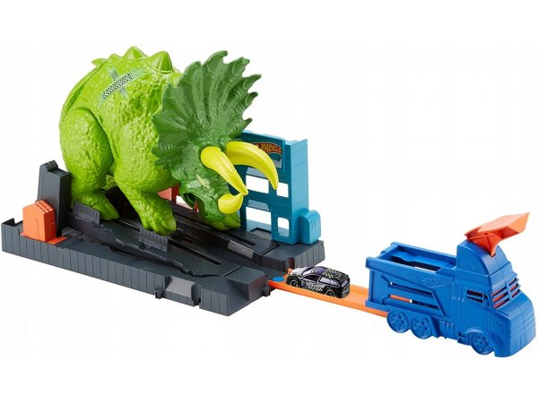 Трек Mattel Hot Wheels GBF97 (Triceratops)