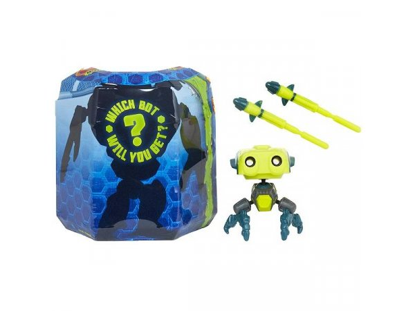 Игровой набор MGA Entertainment Ready2Robot Surprise 553977 Капсула и минибот