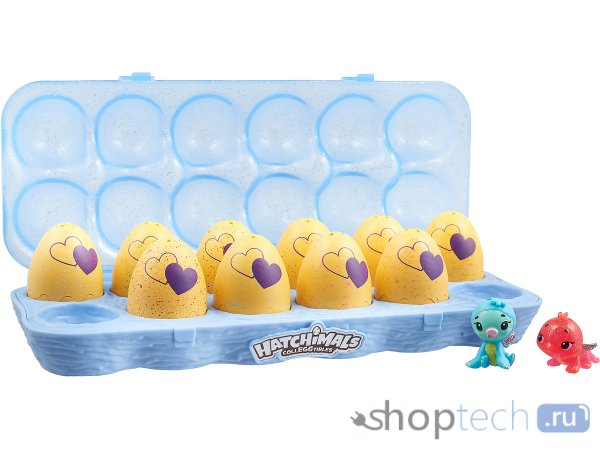 Игровой набор Spin Master Hatchimals Colleggtibles Egg 12 шт. 19116 3-й сезон