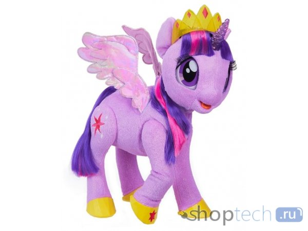 "Интерактивная игрушка Hasbro My Little Pony C0299 ""Сияние"" Твайлайт Спаркл"