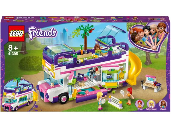 Конструктор LEGO Friends 41395 Автобус для друзей