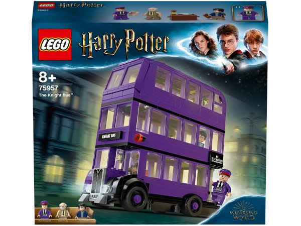Конструктор LEGO Harry Potter 75957 Ночной рыцарь