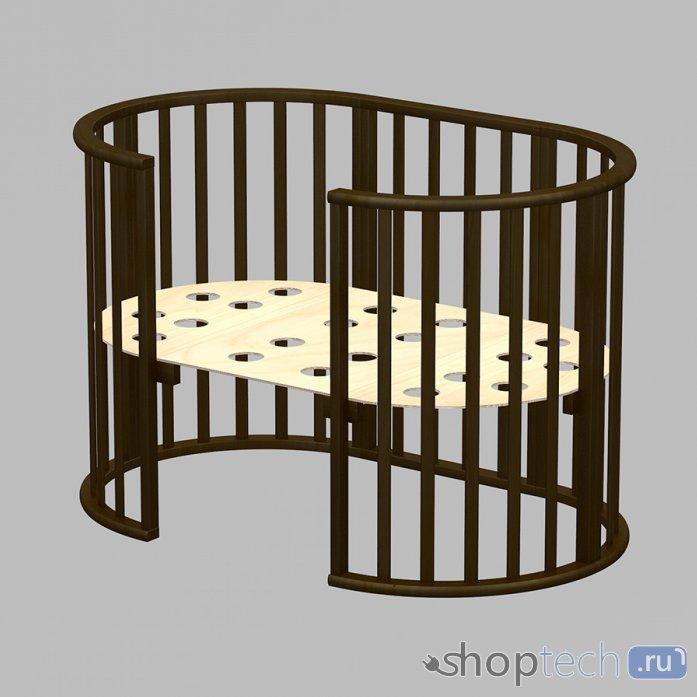 Круглая кроватка трансформер новосибирск