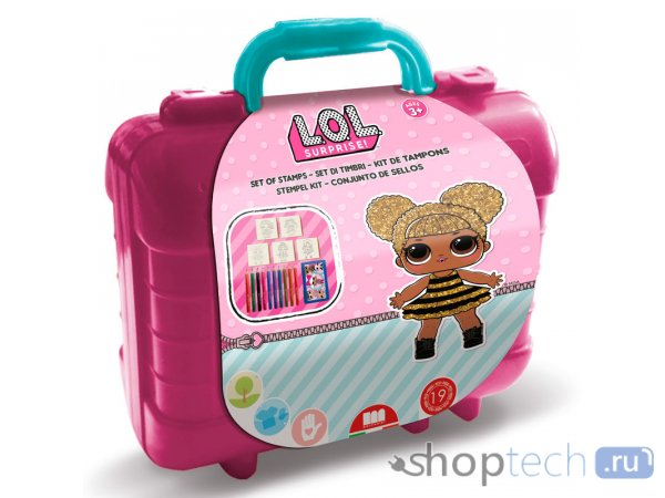 Набор MGA Entertainment LOL multiprint travel set