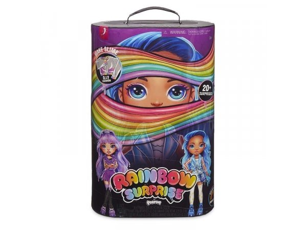 Кукла-сюрприз MGA Entertainment Poopsie Rainbow Surprise Amethyst Rae или Blue Skye, 561347