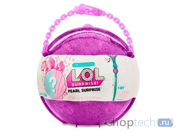 Кукла Кукла-сюрприз MGA Entertainment в Жемчужном Шаре 2 LOL Pearl Surprise, 554639