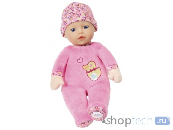Кукла Zapf Creation Baby Born Мягкая, 30 см, 825-310