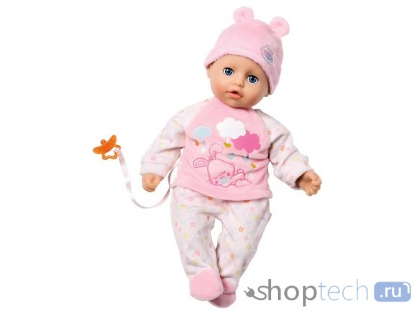 Кукла Zapf Creation Baby Born С соской 32 см 825-334