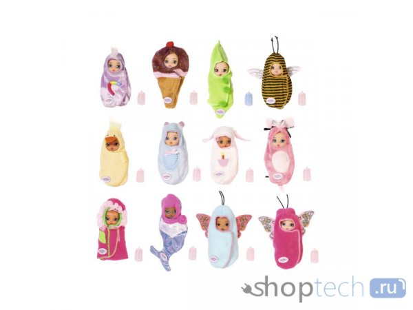 Кукла Zapf Creation Baby Born Surprise,1 серия, 904-060